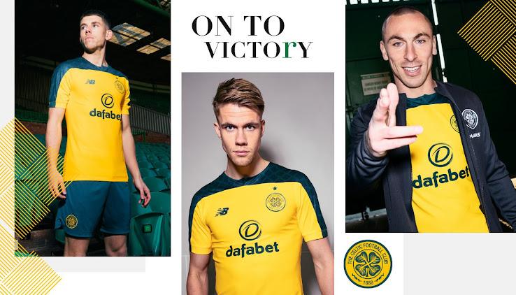 Celtic 19-20 Away Kit Released - Footy Headlines