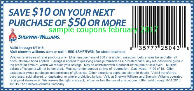 Z gallerie coupon february 2018