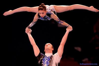 Senam akrobatik - berbagaireviews.com