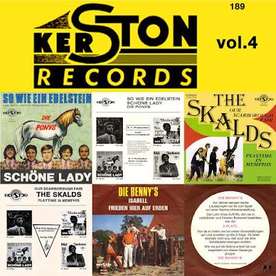 VA -  Kerston Records Vol.4  ( Heimatliche Klaenge Vol.189)