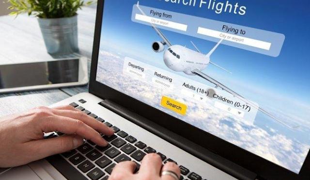 Keuntungan Membeli Tiket Pesawat Secara Online
