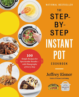 Review of The Step-by-Step Instant Pot Cookbook by Jeffrey Eisner
