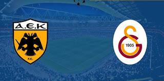 AEK - Galatasaray Canli Maç İzle 31 Temmuz 2018