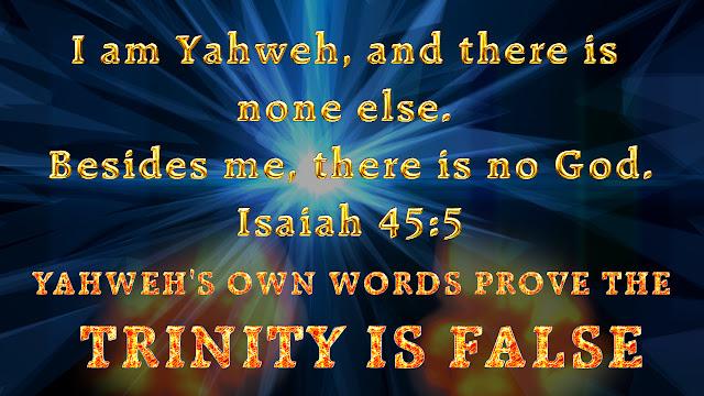 Isaiah 45-5