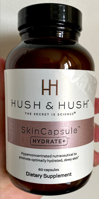 Hush & Hush Skin Capsule Hydrate+ supplements