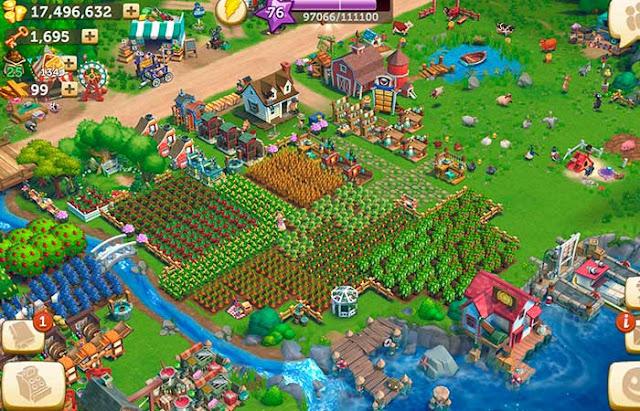 farmville 2 sin internet