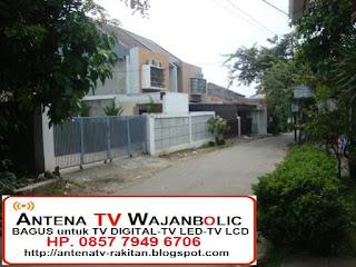Jual ANTENA TV WAJANBOLIC  Jl Pertanian 3 Lebak Bulus Jakarta Selatan