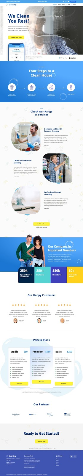 Business Template Kit