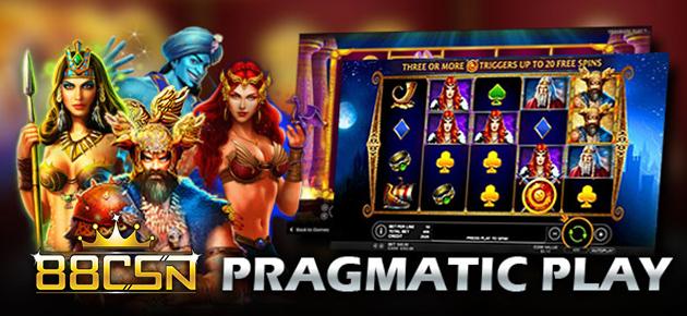 Agen Slot Online Indonesia Pragmatic Terbaik