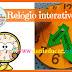 Relógio interativo analógico - horas e minutos