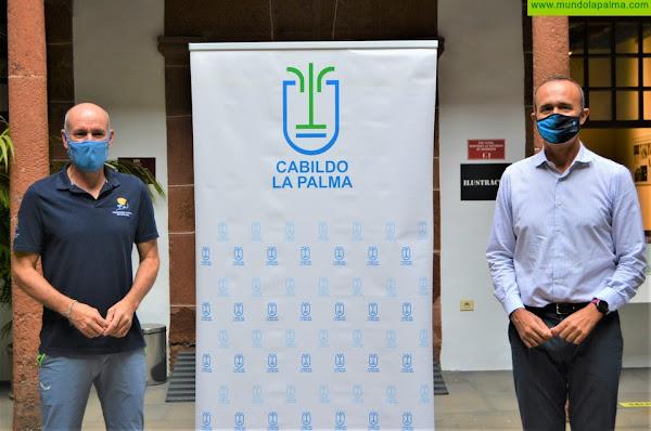El Cabildo y la Federación Canaria de Montañismo trabajan para desarrollar el primer Plan de Activación de barranquismo