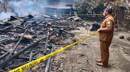 Ketua BFLF Indonesia Kunjungi Lokasi Kebakaran di Beurawe