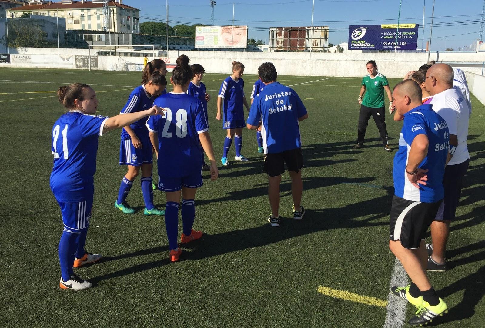 0e0edc9534 Partida realizada na Academia de Futebol do Amora. Resultado final  3 -0