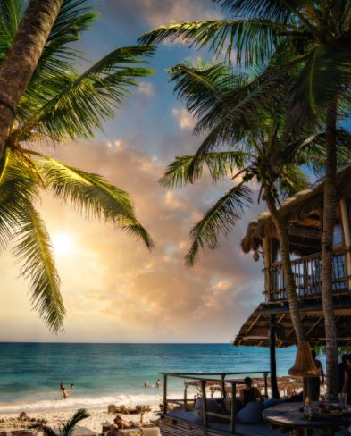 the most beautiful of the Caribbean islands