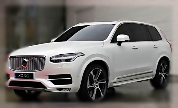 volvo beats tesla at its own game with the new xc90 t8 autos post. Black Bedroom Furniture Sets. Home Design Ideas