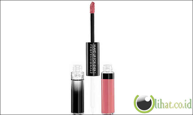5 Pilihan Lipstik Cair untuk Bibir Berkilau Sensual