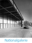Naitionalgalerie. Mies Van der Rohe.