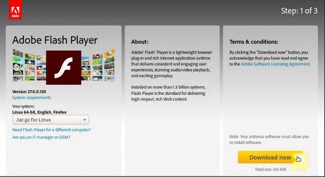 installer adobe flash player plugin gratuitement