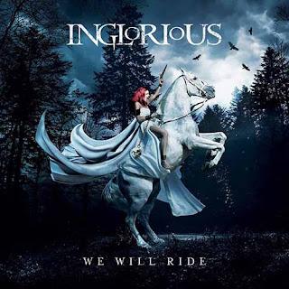 """Ο δίσκος των Inglorious """"We Will Ride"""""""