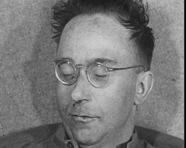 Heinrich Himmler final photo, Third Reich graves worldwartwo.filminspector.com
