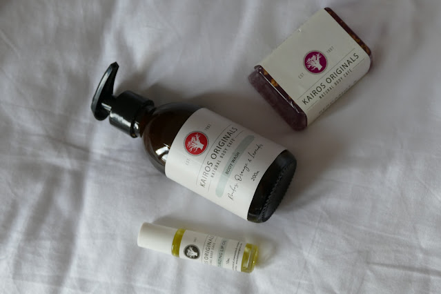Kairos Originals review, Kairos Originals etsy, natural organic skincare brands uk, natural body washes brand