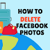 How to Delete Photos From Facebook Album - How to Delete FB Photo Album ||  Remove FB Photo From Album - Delete Photo Album On Facebook