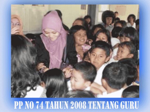 Guru adalah pendidik profesional dengan tugas utama mendidik, mengajar, dan membimbing
