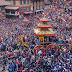 Bisket Jatra - An Annual Event in Bhaktapur