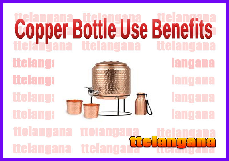 Copper Bottle Use Benefits