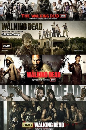 The Walking Dead Season 1-2-3-4-5 Download 480p 720p