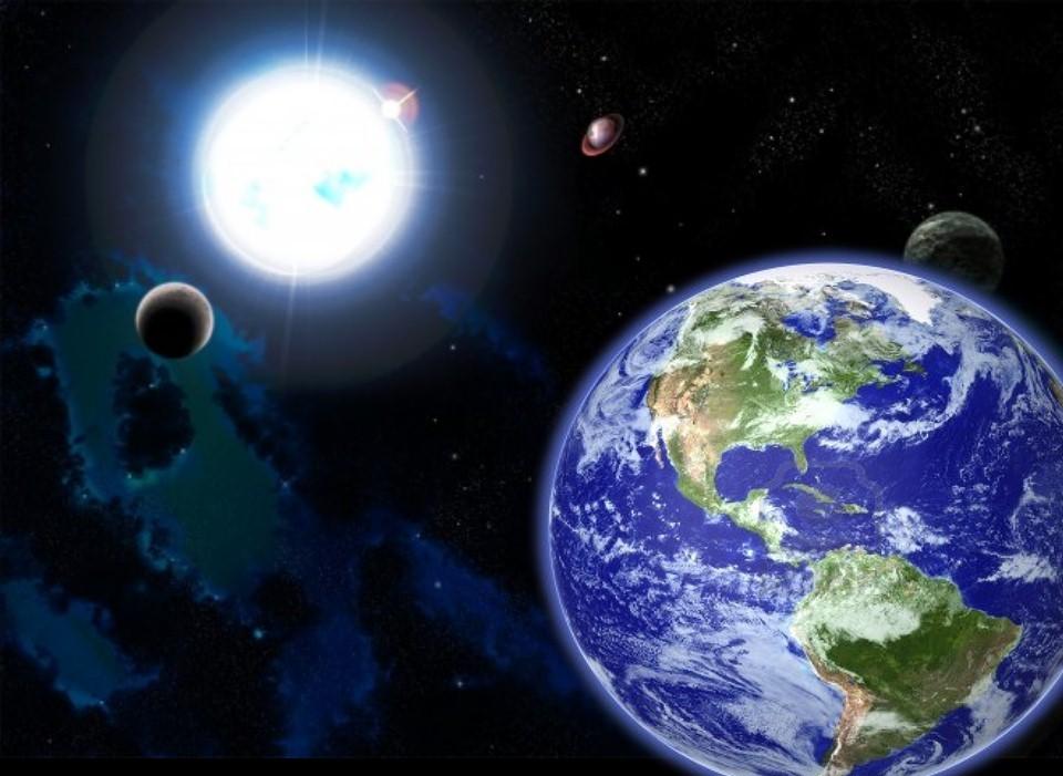 الأرض دُرَّة المجموعة الشمسية !