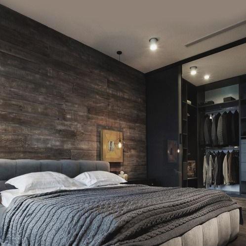Wallpaper Mewah Kamar Tidur Nuansa Natural Terbaru