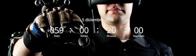 Ya llega la nueva edición del evento de Realidad Virtual más importante: 5 de diciembre en el Campus Google de Madrid