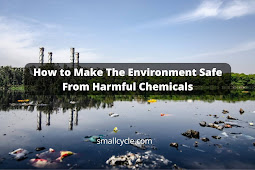 How to Make The Environment Safe From Harmful Chemicals