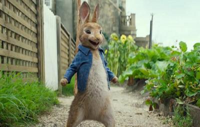 Peter Rabbit 2018 Image