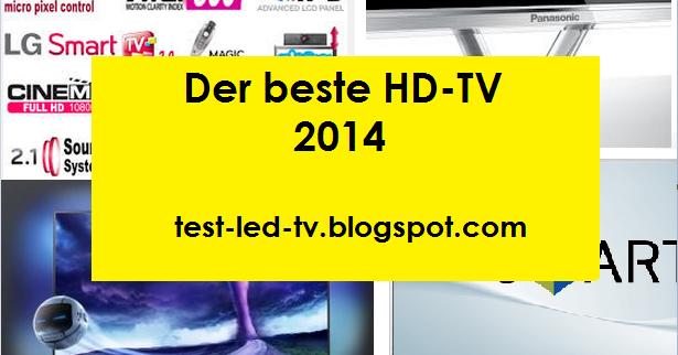 Beste Fernseher 2014