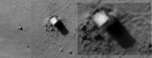 Mystery of The Phobos Monolith