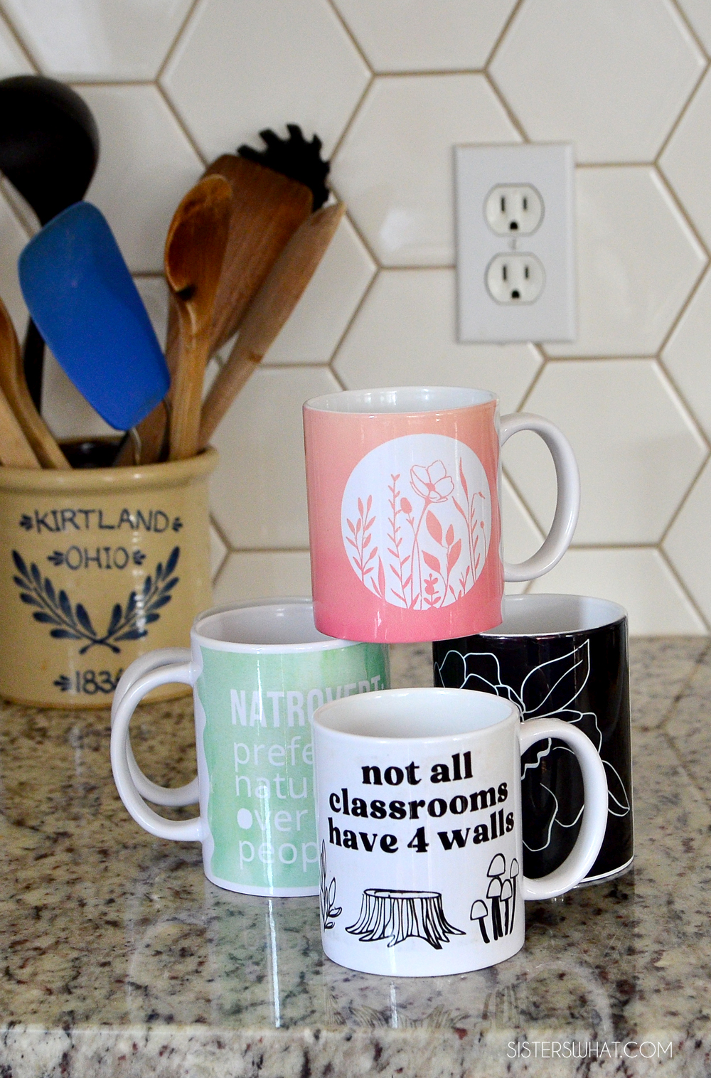 how to make your own mugs
