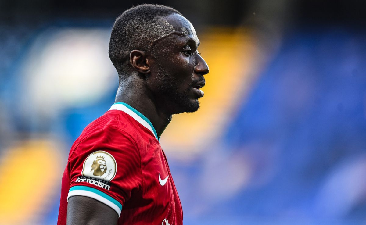 Naby Keita tests positive for coronavirus.