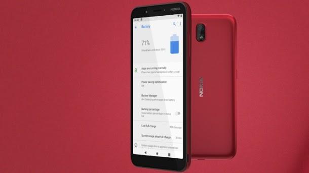 Smartphone Murah Nokia C1 Resmi Dirilis dengan Harga Dibawah Rp 1 Jutaan