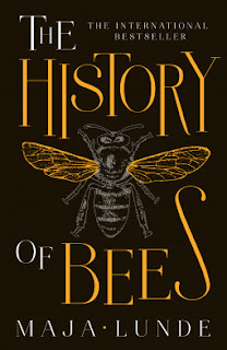 The History of Bees by Maja Lunde - Reading, Writing, Booking