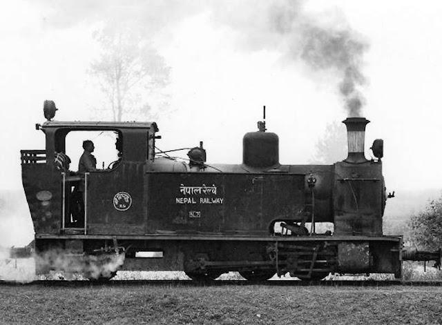 Railway In Nepal