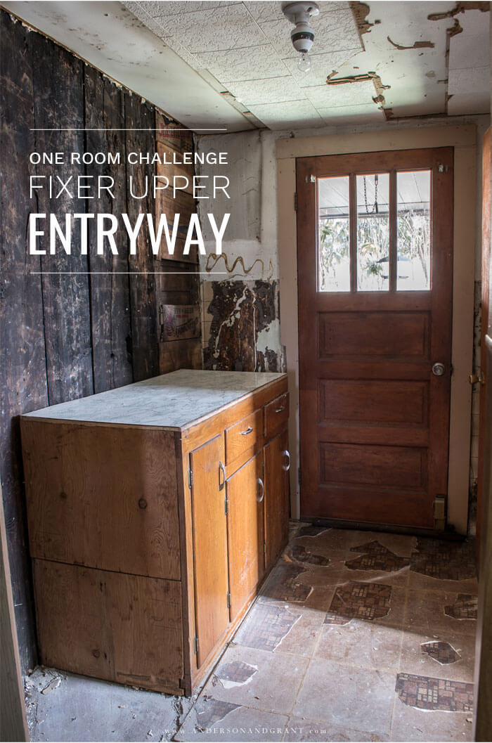 Fixer upper entry