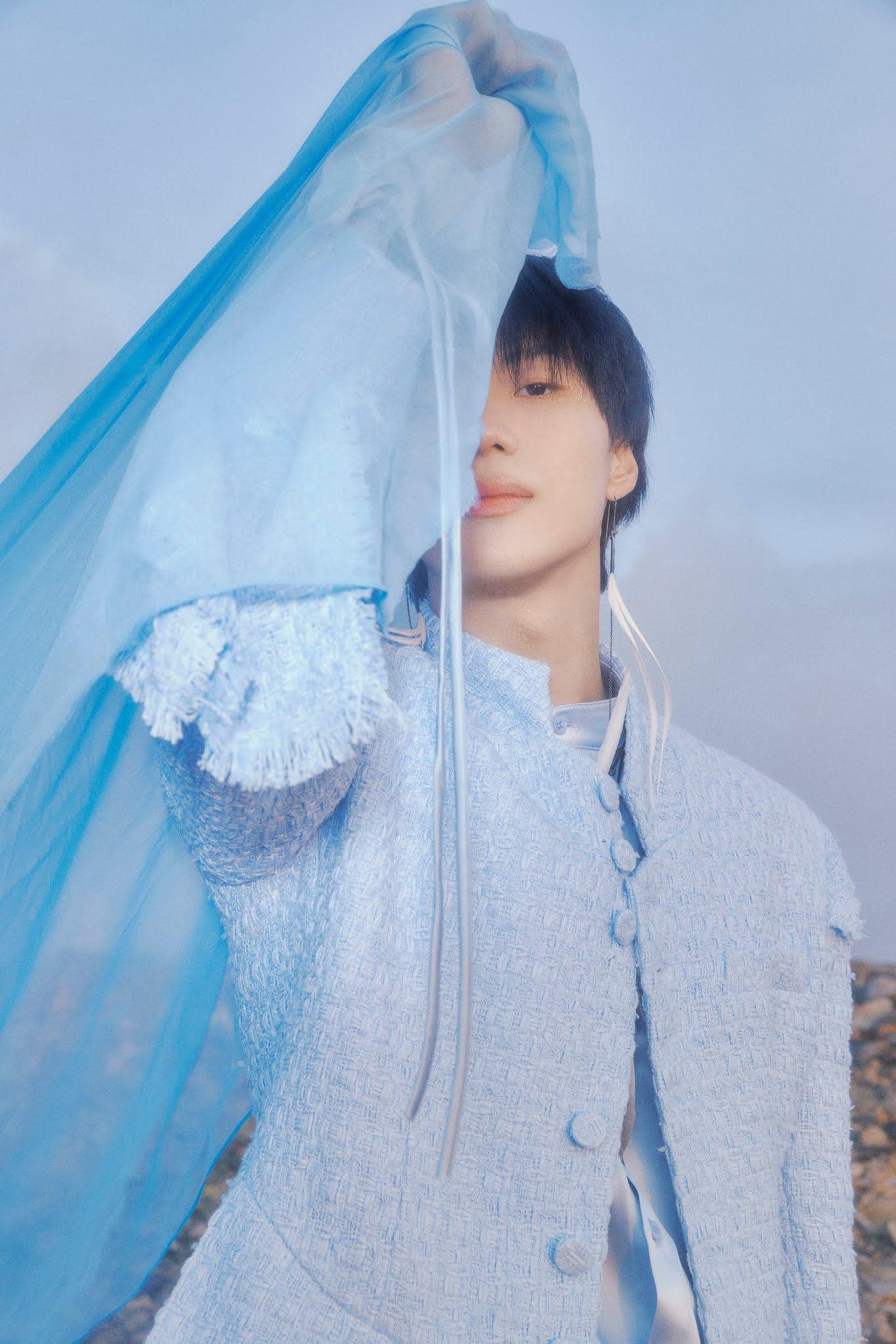 SHINee's Taemin Looks Gentle on Comeback Teaser Photo 'Never Gonna Dance Again: Act 2'