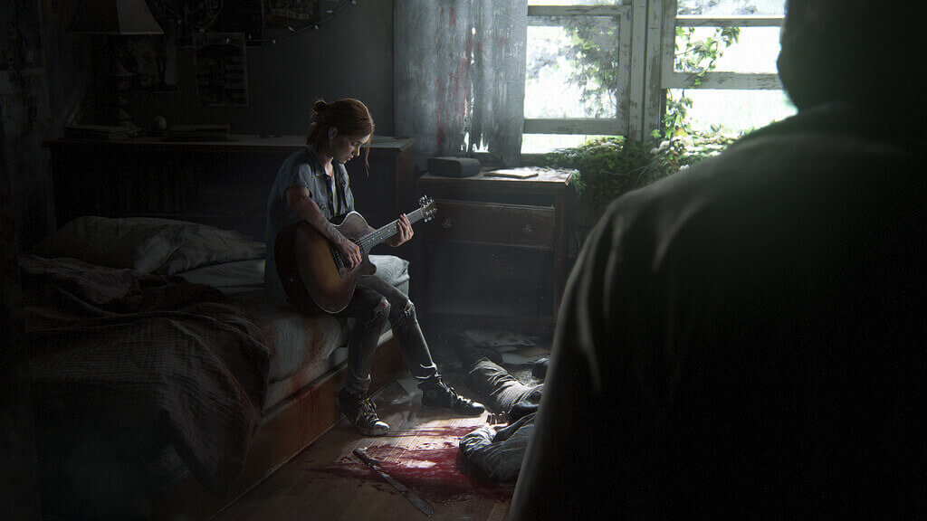 "Neil Druckmann Creative Director OF ""The Last of Us Part II"" Teases ""Complicated and Heart Wrenching Scene"""