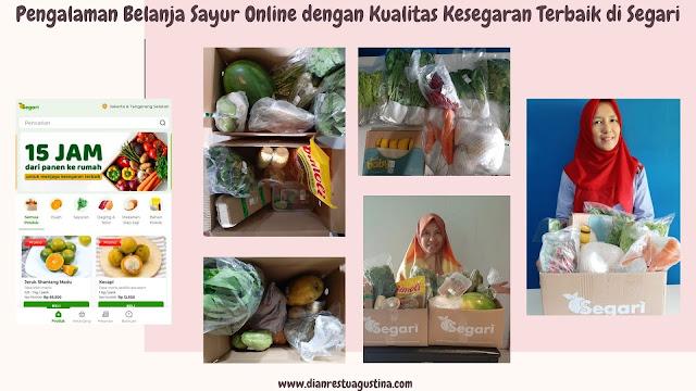 sayur online Segari