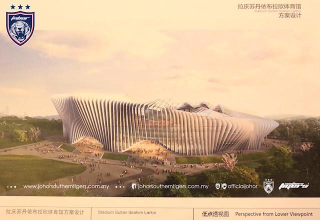 Stadium Sultan Ibrahim Larkin 1