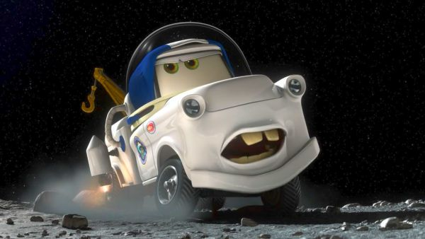 Moon Mater has landed