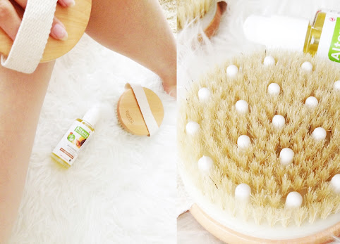 Jak ujędrnić skórę? Szczotkowanie ciała na sucho krok po kroku. Szybki sposób na ujędrnienie skóry. Ujędrnianie brzucha i ud