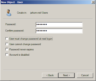 Active Directory User and Computer
